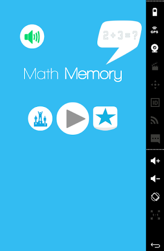 Math Memory 1010