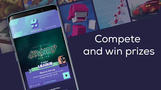 Hatch: Play games on demand, compete and win 8