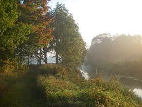 Photo: rzeka jest