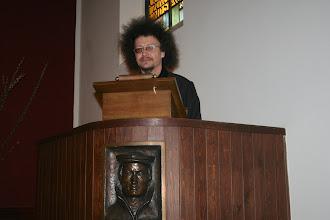 Photo: GD mit Gastprediger Jaroslav F. Pechar aus Prag - 23.3.2014 - 2014-03-23 (3).jpg