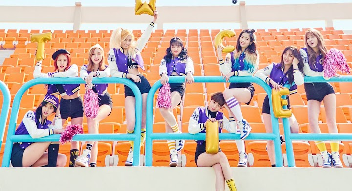 TWICE releases sporty tracklist for upcoming mini-album - Koreaboo