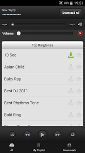 mp3 Ringtones Free Download- screenshot thumbnail