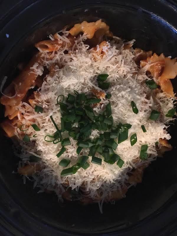 Crockpot Chicken Penne/farfalle Recipe
