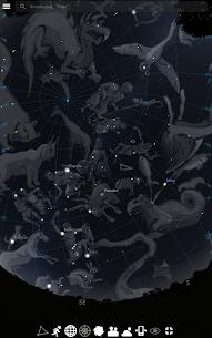 Stellarium Mobile Plus: Mapa de Estrellas 9