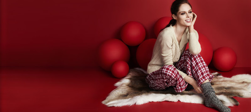 Photo: Coco Rocha for Åhléns - 2011