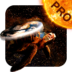 World Turtle Pro Live Wallpaper Icon