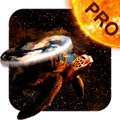 World Turtle Pro Live Wallpaper