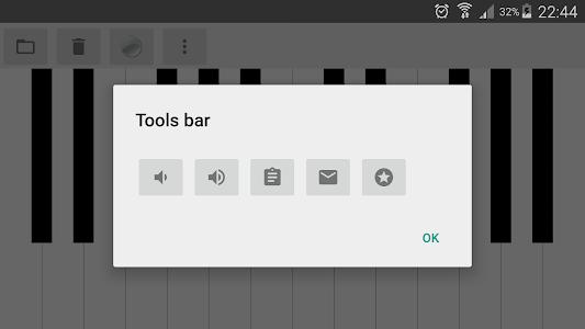 Real Music Piano HD Pro screenshot 3