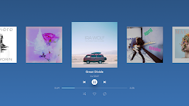 screenshot of Spotify - Music and Podcasts