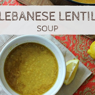 10 Best Lebanese Lentil Soup Recipes