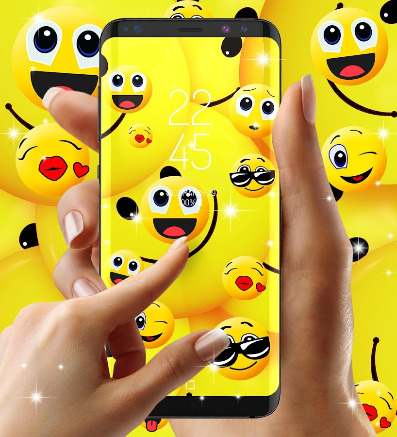 Emoji live wallpaper - Android Apps on Google Play