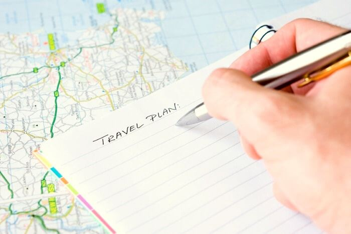 11 Easy Steps To Plan A Trip Efficiently