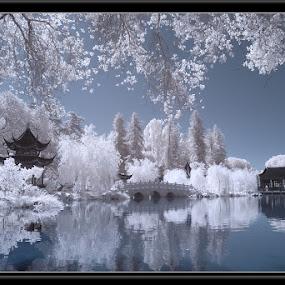 Peaceful place by Dan Pham - City,  Street & Park  City Parks