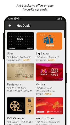Woohoo - Digital Gift Cards  Screenshots 8