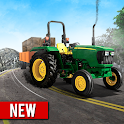 Farming Tractor : Farming Tractor Driving Games icon