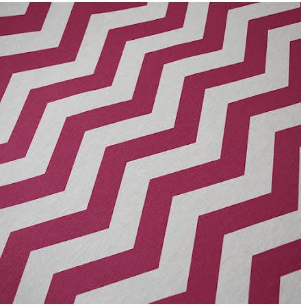 Zigzag Vaxduk - rosa