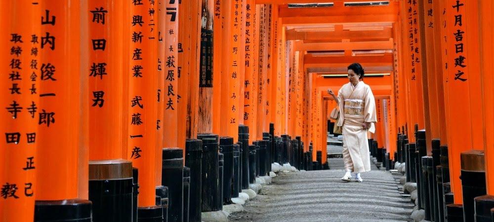 Itinerario de viaje a Japón