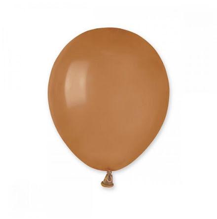 Ballonger 13 cm mocca