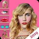 Make Me Girl Photo Editor 2019 icon