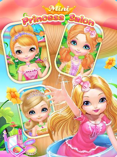 Mini Princess Salon: Girl Game  screenshots 4