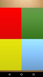 Reverse Simon - Memory Test screenshot