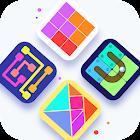 Puzzly    Raccolta di giochi puzzle icon