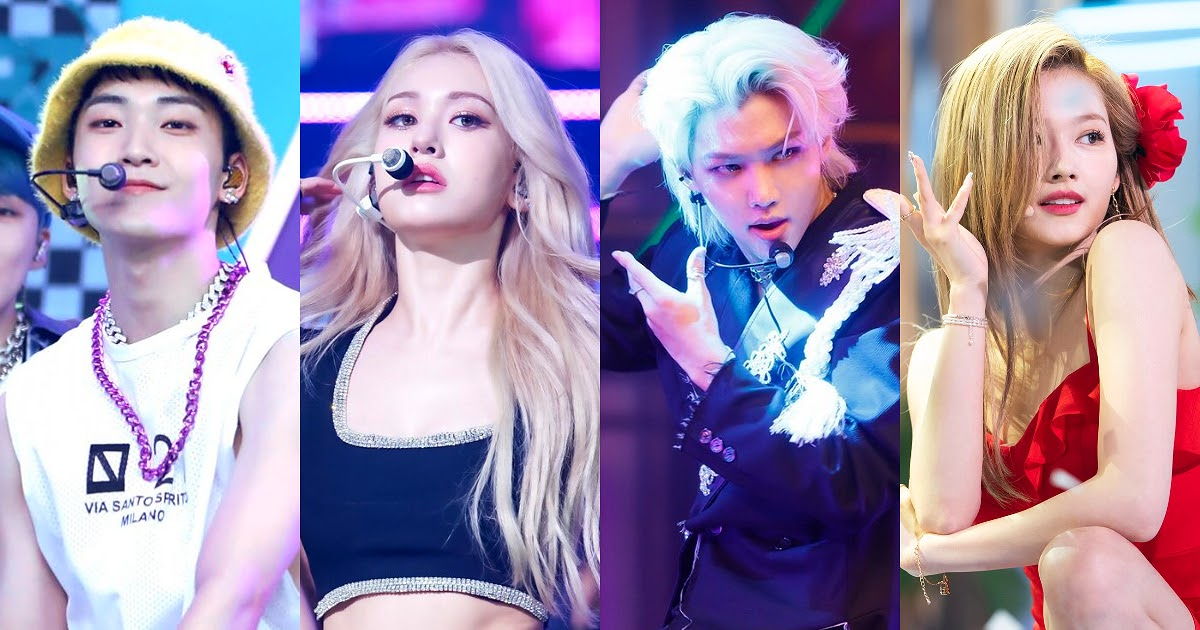 These Were The TOP 50 Most Popular K-Pop Songs Of Summer 2021
