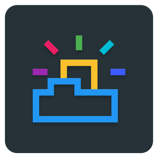 Block Weather Icons Set for Chronus