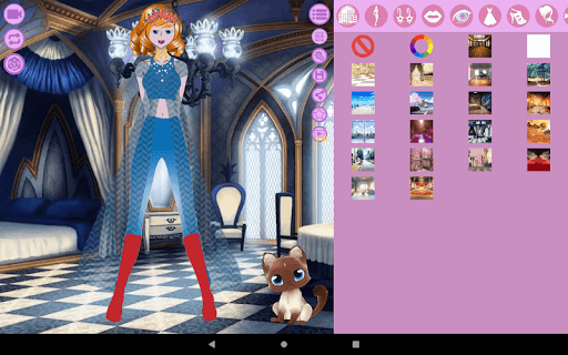 Avatar Maker: Anime Lady screenshot 12