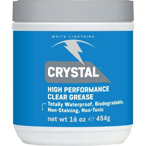White Lightning Crystal Grease, 16oz Tub