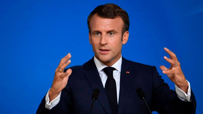 Declarações do presidente francês vem dentro de um contexto de (Fonte: Rádio NIgéria/Reprodução)