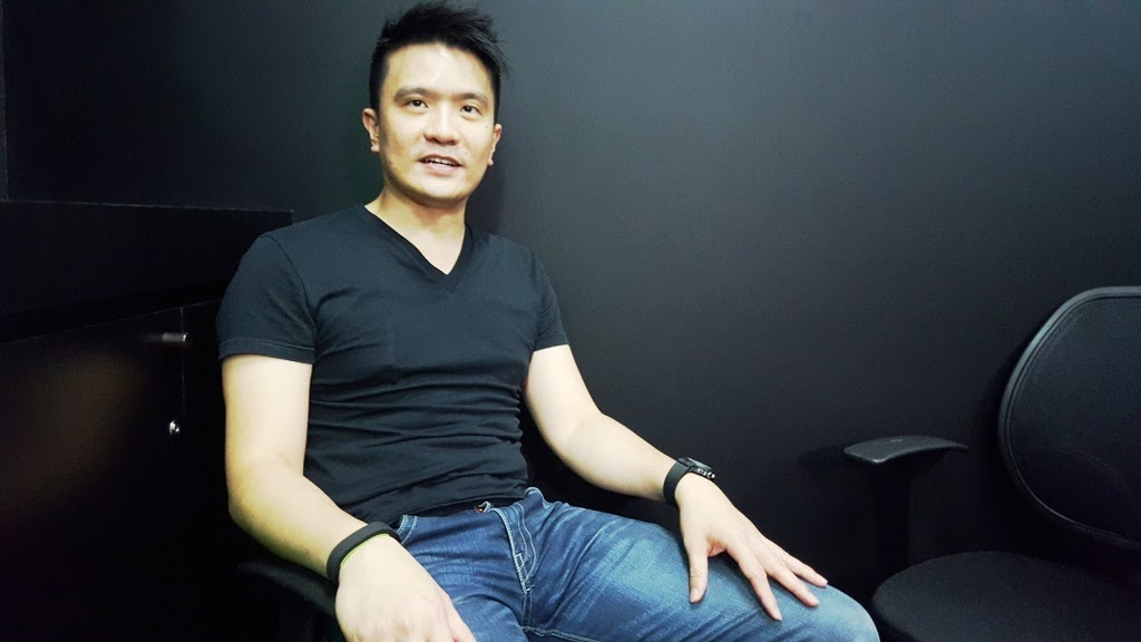 RAZER CO-FOUNDER AND CEO MIN-LIANG TAN