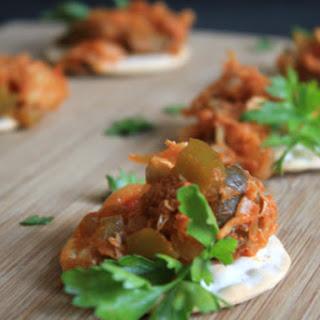 Antipasto Chicken Salad Dip