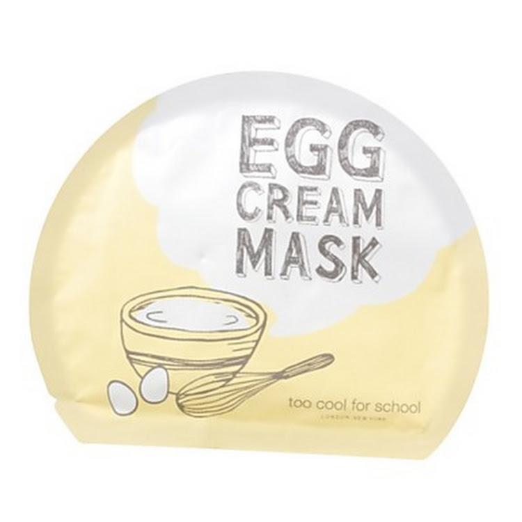 Egg Cream Mask Egg Cream Mask x 2pcs