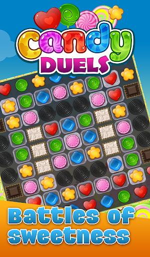 Candy Duels - Match-3 battles with friends 1.12.12 Mod screenshots 1