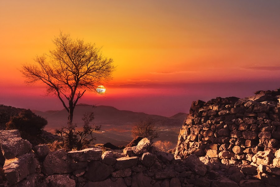 by George Paximadakis - Landscapes Sunsets & Sunrises