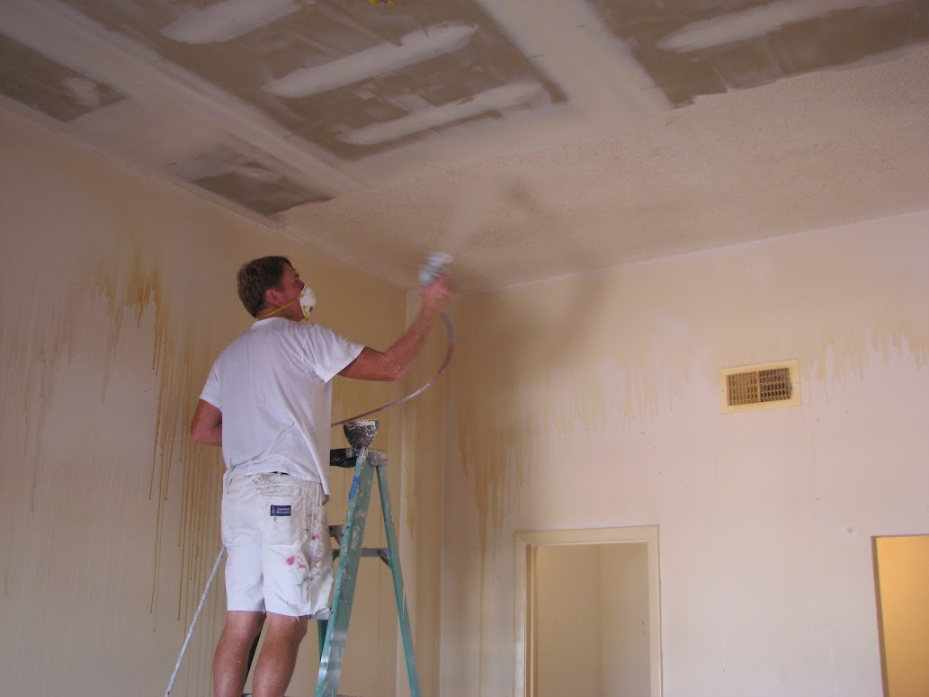 Cleaning Cigarette Smoke From Painted Walls