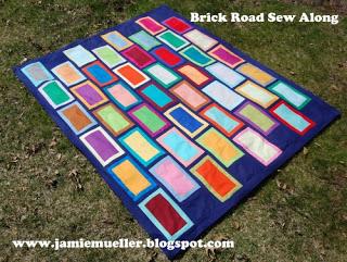 Brick Road Quilt