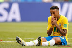 ? Opnieuw pech voor Neymar: Na 13 minuten vervangen met blessure