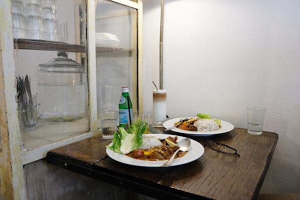 Merci créme | 老屋咖啡店,屬於板橋人的 Merci cafe 四店
