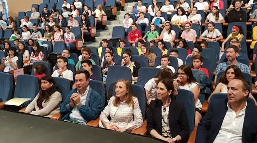 Un certamen de centros bilingües reúne en El Ejido a 14 institutos de Almería