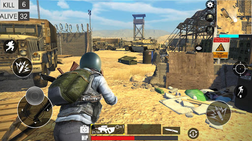 Desert survival shooting game 1.0.2 screenshots 2
