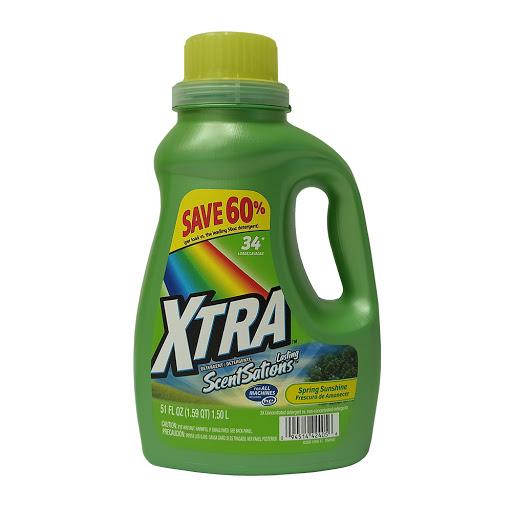 detergente liquido xtra amanecer 1.5 litros