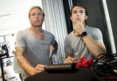 """Jonathan Legear: """"L'Ajax m'avait réussi, lorsque je jouais avec un autre club"""""""