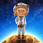 Little Galaxy - Infinity space gravity game icon