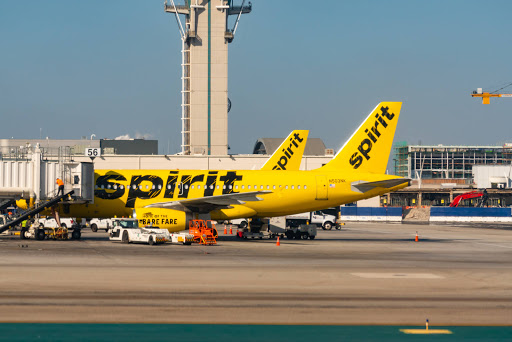 Spirit cancels more than half of its flights Wednesday as customers and staff remain stranded
