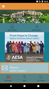 AESA 2017 Annual Conference - náhled