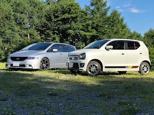 アルトワークス HA36S H30年 4WD MTのカスタム事例画像 リボーンさんの2020年08月14日18:14の投稿