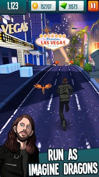 Stage Rush - Imagine Dragons- screenshot