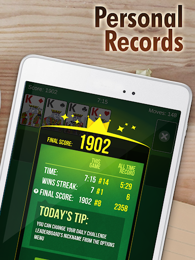 Solitaire Bliss Collection android2mod screenshots 12